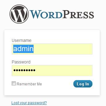 Como instalar WordPress desde el cPanel para un Blog en elatomo.com?